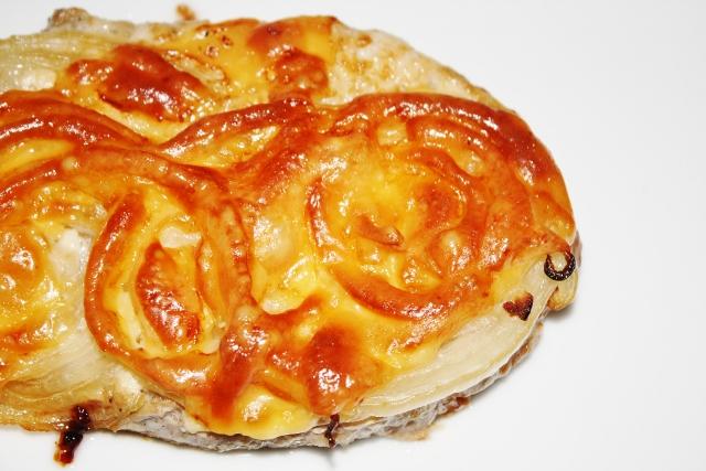 karkówka pod majonezowo-cebulową kołderka