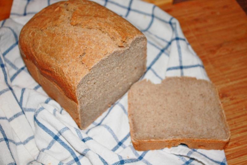 chleb pełnoziarnisty pszenny