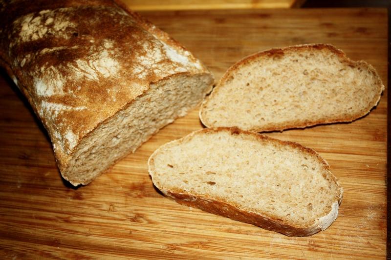 szybki chleb graham