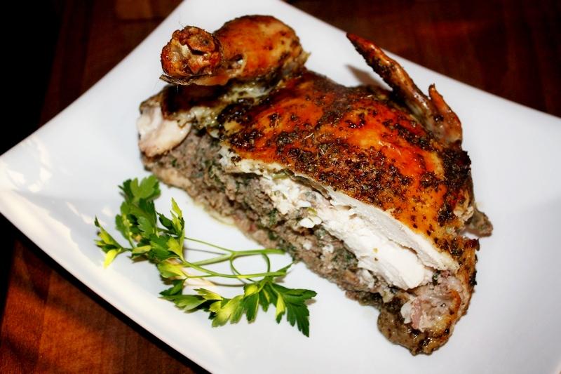 faszerowany kurczak po polsku