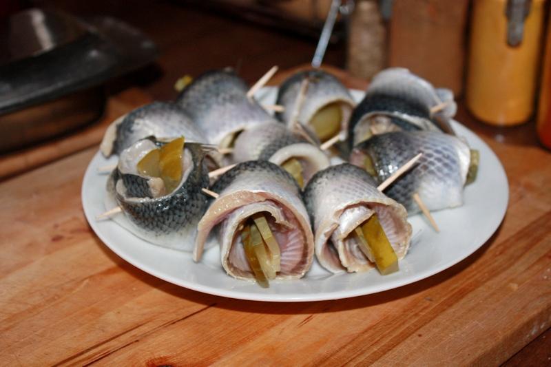 domowe marynowane rolmopsy