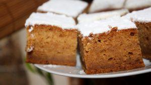Korzenne ciasto z dyni