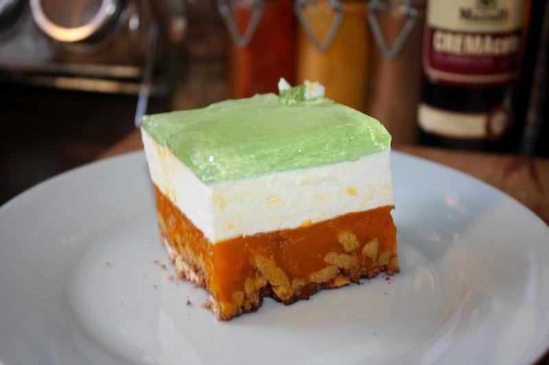 Dyniofii ciasto bez pieczenia